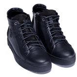 Мужские зимние ботинки ZG Classic Black