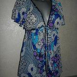 XS/36 River Island,пляжная туника платье,пляжный халатик,парео новая