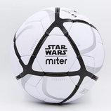 Мяч футбольный Star Wars 5 Miter 6761 PVC, сшит вручную