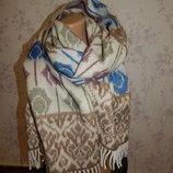 шарф-палантин мягкий стильный модный