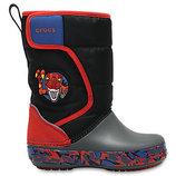 дутики Crocs LodgePoint Snow Boot сапоги crocs детские зимние сапоги крокс с мигалками Roborex с6