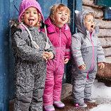 Зимний термокомбинезон Topolino котики