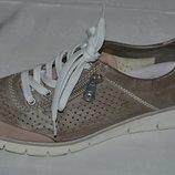 Мокасины кеди кроссовки rieker розмір 41 42, мокасіни