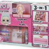 l.o.l lol Лол Модный подиум 3-в-1 кейс эксклюзивная кукла в комплекте 552314