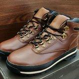 Лицензия . Мужские зимние ботинки Timberland. Натуральный мех и кожа . Качество шикарное