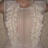 Стильная красивая блузка от Люкс бренда Maje.Оригинал