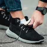 Ботинки-Кроссовки зимние мужские South Tactic black