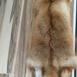 шкура лисы привезена с Чукотки