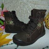 Термоботинки Ricosta 26р,ст 17 см.мега выбор обуви и одежды