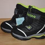 Термо черевики Tom.m арт.3982-A для хлопчика зимові терміки том м зимние термоботинки мальчика tomm