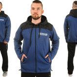 Теплый спортивный костюм , зимний, удобный, р-р 50-56