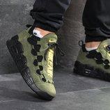 Кроссовки мужские Nike Air Uptempo 96 dark green