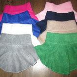 Новые Детские флисовые манишки - шарфик-горлышко от 1 года до 8 лет