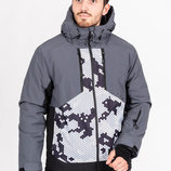 Куртка мембранная, термо непромокаемая ветрозащитная. Лыжная и для прогулок