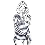 Эффектная нежная блузка Тсм Чибо. 36, 38 евро