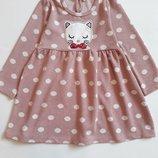 Платтячка для дівчаток Маленька кицька