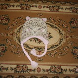 Шапка шапочка тигреня H&M на 92-104 см