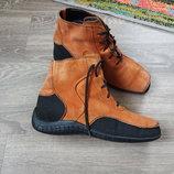 Удобные ботинки в спортивном стиле gabor р.37
