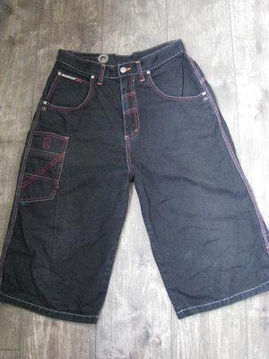 Шорты бриджи мужские 46-48 джинсовые W 30 евро