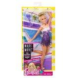 Barbie Made to Move Rhythmic Gymnast Барби шарнирная гимнастка художественная гимнастика