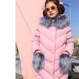 Nui Very. Детская зимняя куртка, пуховик много моделей