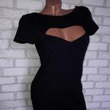 Asos трикотажное платье р12 сток