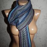 шарф мужской стильный модный