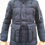 куртки удлиненные парки новинки