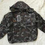 зимняя куртка милитари