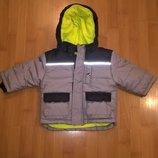 Новые детские зимние курточки для мальчиков Oshkosh 1-6 лет