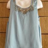 Блуза топ, новая размер 18 идет на 52-52