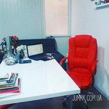 Крісло керівника, кресло руководителя, стул шефа, кресло шефа, офисное кресло Calviano Max