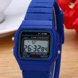 Часы мужские Casio Classic retro blue