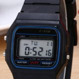 Часы мужские Casio Classic retro black