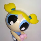 McDonalds Игрушка Хеппи мил макдональдс пузырек коллекционная фигурка девочка кукла большие глаза
