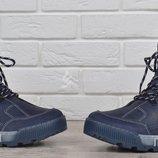 Ботинки мужские зимние кожаные Swiss Andermatt 2 цвета