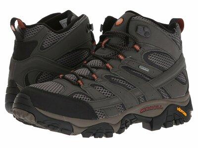 Ботинки мужские Merrell Moab 2 Mid Gore-Tex