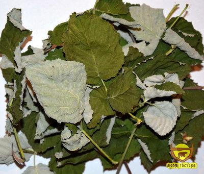Малина, листя сушене, 0203