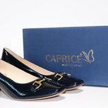 Шикарные туфли Caprice Premium оригинал Германия натуральная кожа 36-41Шикарніе