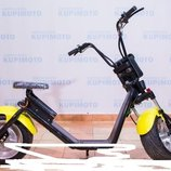 Электро Байк SEEV Citycoco Sport 1200W. Желтый