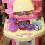 Детская кухня с посудкой Орион 402