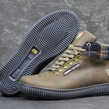 Ботинки зимние Tommy Hilfiger olive