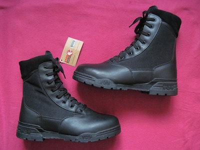 Новые magnum classic 45 кожаные тактические ботинки мужские