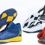 Мужские баскетбольные кроссовки Jordan F819 обувь для баскетбола , 4 цвета 41-45 размер, PU