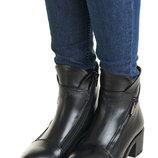 Ботинки женские зимние натуральные