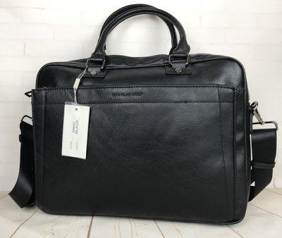 b0ac3bf9adb2 Красивая мужская сумка-портфель для документов David Jones. Кс94 ...