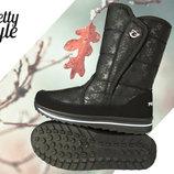 Угги женские Дутики женские зимние ботиночки