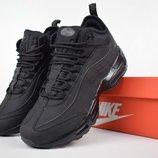 Зимние Nike Air Max 95 sneakerboot black