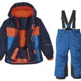 Термокостюм лыжный куртка и штаны мембрана 3000мм.Crivit.Германия