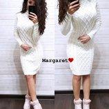 Теплое красивое платье,7 цветов
